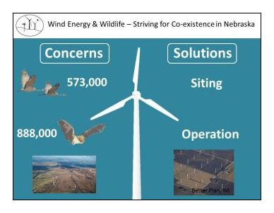 Wind Energy concerns and solutions