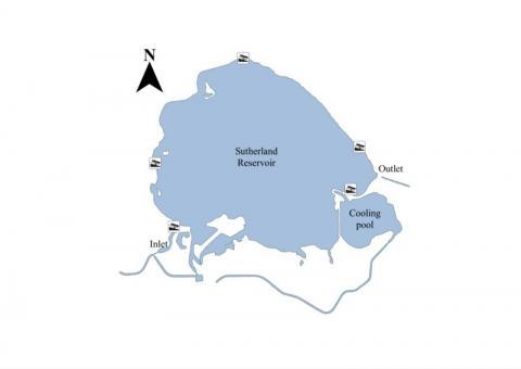 Sutherland Reservoir
